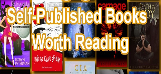 self published books worth reading_into the killer sphere nominated